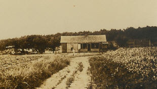Historical photo of Armagost Homeplace