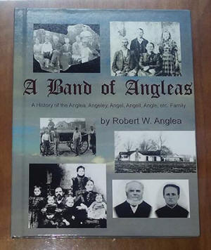 Band of Angleas front cover