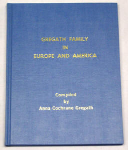 Gregath Family in Europe and America book cover