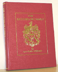 Original Edition Batchelor Family Cover - Art example