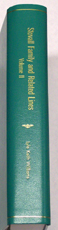 The STOVALL Family and Related Lines Volume 2 spine photo