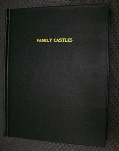 Family Castles by Garey, 2014